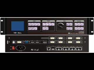 LVP609-唯奧視訊 4K_60Hz超高清視頻處理器