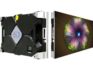 高清小间距LED显示屏-P1.667图片