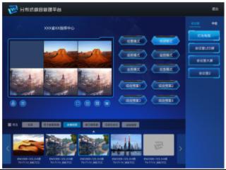 TV-713IR-分布式综合管理平台Ipad版控制软件