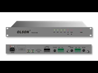 奧爾森OLSON VOICE 4286 智慧型語音處理器