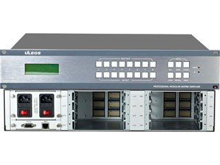 UMF100-ULEGS優格8*8模塊化無縫拼接矩陣UMF100