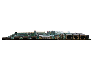 BC389-點對點、無拉伸、無壓縮拼接顯示板卡