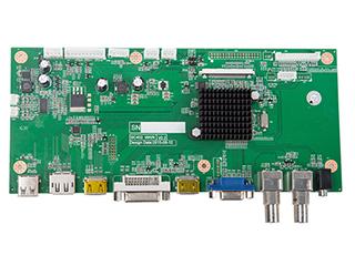 BC402-BC402 4K超清監控板卡