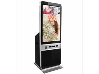 CAD430LW-43寸立式微信打印廣告機 高清廣告一體機