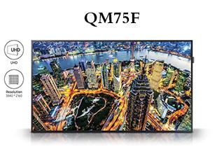 75寸商用显示器-QM75F图片