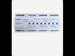 AVB-DIN-REL8-鸿哲智能 AVB-DIN-REL8