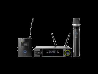 WMS4500-AKG 参考级无线话筒系统