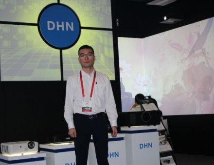 颠覆传统,DHN打造多拼激光投影领域专业品牌