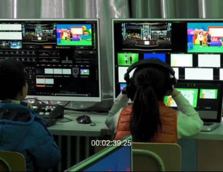 "datavideo上海洋铭携""洋铭互联网+校园电视台""邀您9月相约上海世博展览馆"