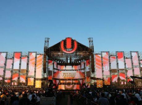 Ultra Music Festival 热力来袭!