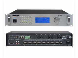 LP-8600-智能MP3编程控制主机