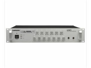 LP-8771-MP3/收音6分區可調音量廣播功率放大器