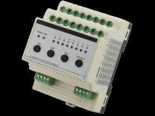 KST-PWR8-8路导轨式电源控制器