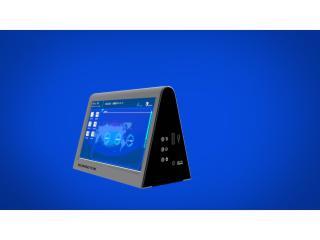 KST-7S-7寸智能触控双面显示电子铭牌