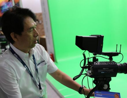 Datavideo上海洋铭——分享创新价值