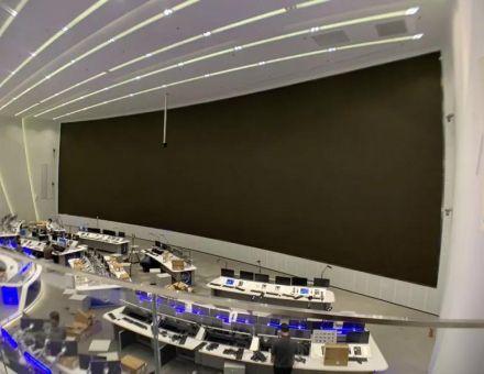 单体屏幕1.698亿像素!洲明这一项目或创LED显示行业新记录