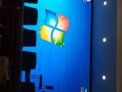 河南科视电子三门峡某企业led显示屏项目完美收官