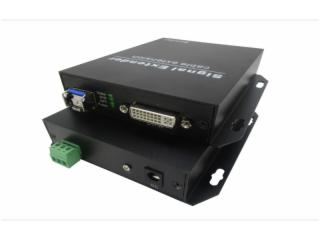 朗恒 DVI 非压无损 光端机 EVO-3DSDK