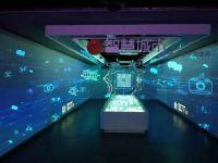 中航国画联手正元集团打造企业展厅