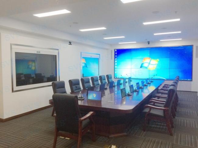迅控为某公司智慧总部基地智能化系统建设工程打造运营管理中心