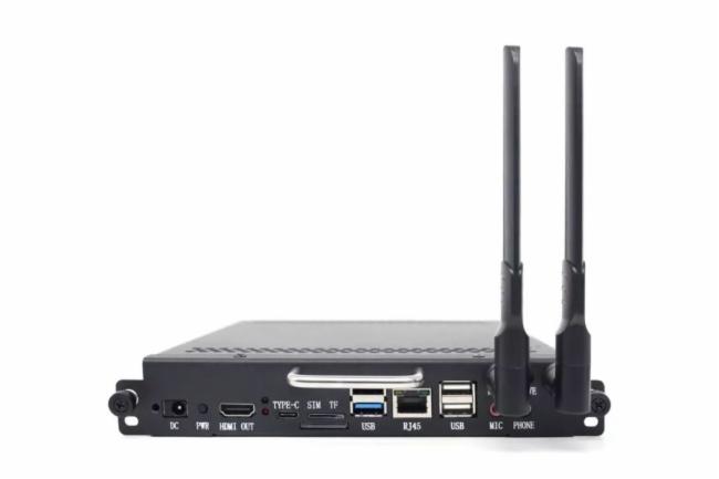 视美泰安卓OPS电脑OPS-3399CL新品首发,扩展性强性价比更高!