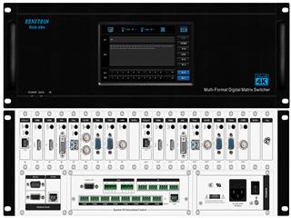 RHS-09H-觸控型矩陣主機