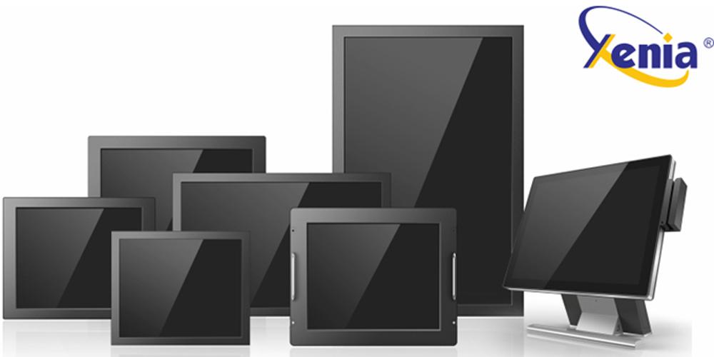 工业液晶显示器专业定制深圳捷尼亚科技