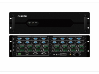 CH-AT1616-16路插卡处理机箱