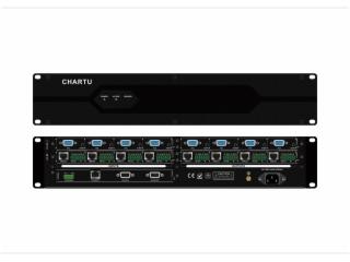 CH-AT0808-8路插卡處理器機箱