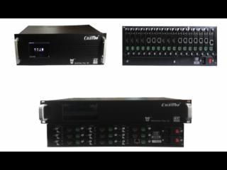 MVP-8C/16C/32C-MultiVideo Plus 高清混合信号管理平台系列