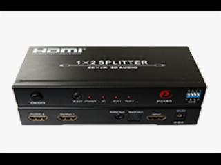 HDMI一分二分配器-