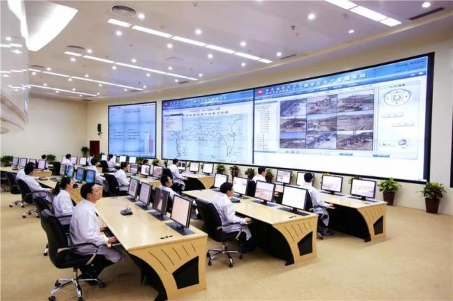 10億噸級油田長慶油田最大數字化生產指揮中心
