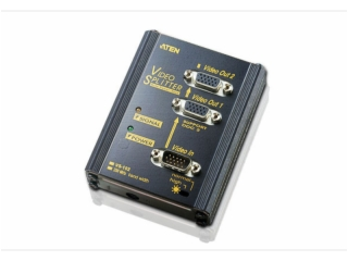 VS102-2端口视频分配器