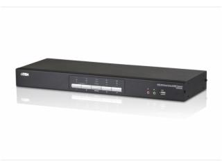 CS1644A-4端口USB DVI雙屏幕KVMP?多電腦切換器