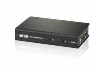 CS72D-2端口USB DVI/音频KVM多电脑切换器