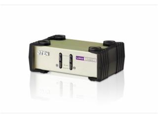 CS82U-2端口PS/2-USB VGA KVM多電腦切換器