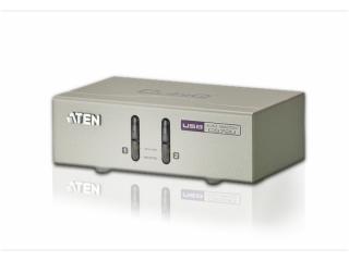 CS72U-2端口USB VGA/音频KVM多电脑切换器