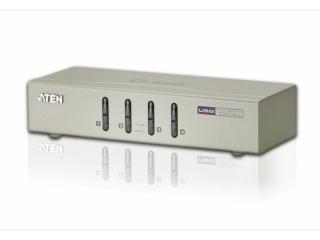 CS74U-4端口USB VGA/音頻KVM多電腦切換器