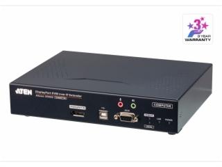 KE9950T-4K DisplayPort 单屏幕 KVM over IP 信号延长器 (发送装置)