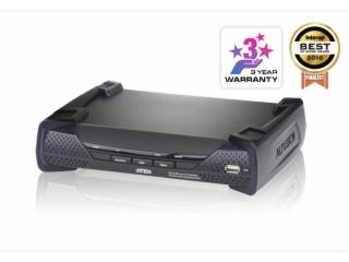 KE6900R-DVI-I單屏幕 KVM Over IP信號延長器(接收端)