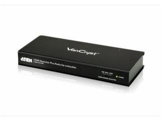 VC880-HDMI信號中繼器 + 音頻輸出功能