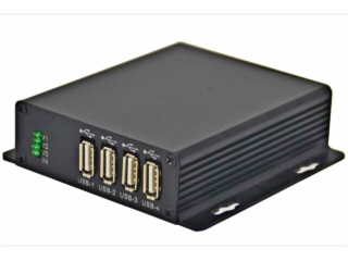 USB 2.0 光纤传输器-.