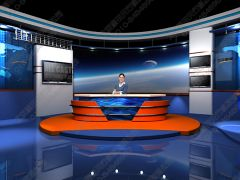 虚拟演播室搭建