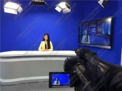 智慧校園虛擬演播室建設校園電視臺解決方案-視訊天行