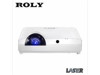 RL-600W-ROLY 乐丽3LCD超短焦激光投影机商务工程机