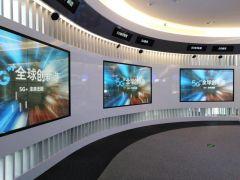 上海5G全球創新港用紅外觸摸屏