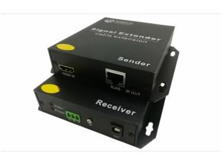 IPHE-125H-朗恒IPHE-125H網傳延長器光端機展覽展示拼接顯示投影融合安防監控會議系統桌