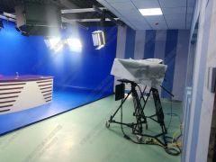 虛擬演播室場景搭建