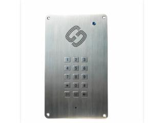SIP-IT-13-抗噪声音大的IP洁净室电话机支持键盘拨号和对讲