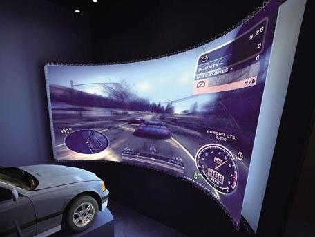 威視訊達數字化展廳解決方案